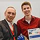 Beim Businessplan-Wettbewerb Nordbayern ist das junge Fürther Unternehmen Aquakin für seine innovativen Geschäftsideen ausgezeichnet worden.