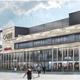 Das ehemalige Quelle-Gebäude an der Fürther Freiheit wird generalsaniert und soll künftig noch mehr Läden einen attraktiven Standort bieten.