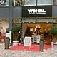 Das Carré Fürther Freiheit hat ein wichtiges Zwischenziel bei der Runderneuerung erreicht. Das Modehaus Wöhrl hat gestern neu eröffnet.