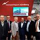 Drei Tage lang präsentierte sich der Wirtschaftsstandort Fürth auf der Internationalen Immobilienmesse ExpoReal in München.