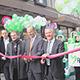 Heute haben die ersten Läden der Neuen Mitte und die Geschäfte des Hornschuch-Centers zum ersten Male ihre Pforten geöffnet.