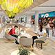 Die P&P Gruppe verwandelt das ehemalige City Center in ein frisches und attraktives Einkaufszentrum. Die Eröffnung ist 2021 geplant.