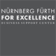 The Business Support Center Nürnberg Fürth presents a custom-made welcoming package to international investors.